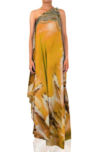 Printed-Maxi-Dress-3-Ways-To-Wear-Long-Dress