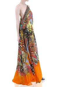 Printed-Maxi-Dress-3-Ways