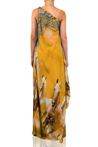 Yellow-Maxi-Dress-3-Ways-To-Wear-Long-Dress