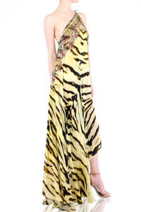 Infinity Maxi in Tiger Print