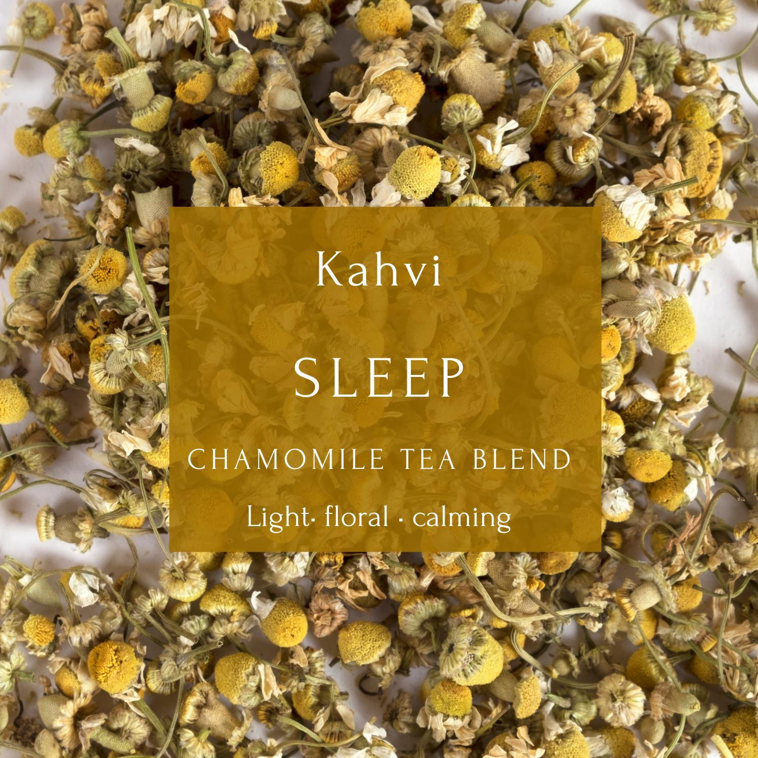 Sleep-Kahvi Coffee & Tea