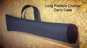 Practice Chanter Carrying Case Long - Bagpipes Galore