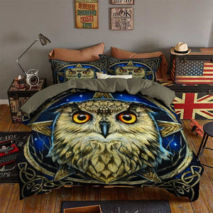 OWL BEDDING SET PTO070920B2