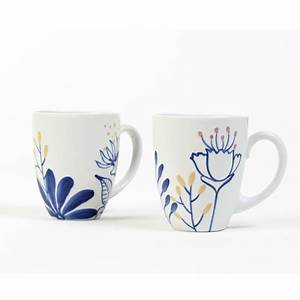 Tazza mug Bloom in ceramica opaca