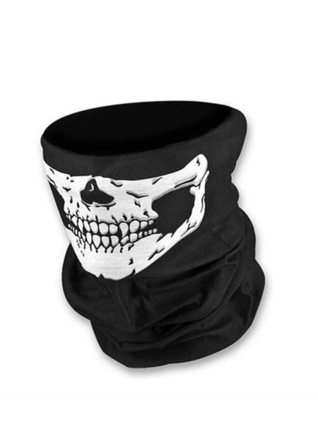 Skull Mouth 12in1 Multifunctional Headwear