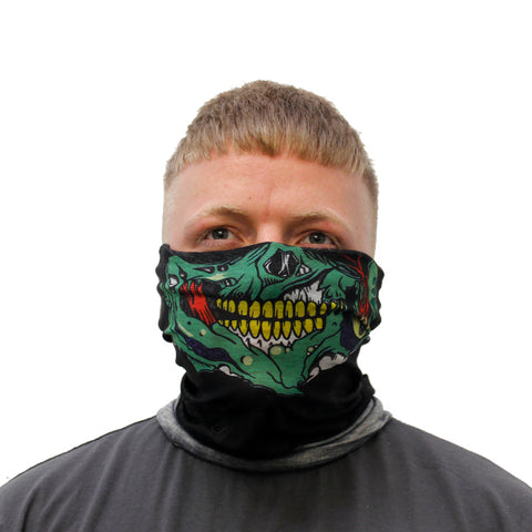 Coloured Skull 12in1 Multi-functional Head wear