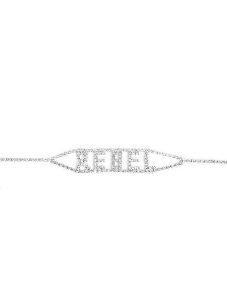 'Rebel'' Diamonte Choker