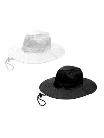 Wide Brim Safari Hat