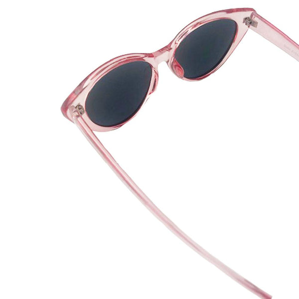 Transparent Frame Cat Eye Sunglasses2 - Accent Fashion Accessories