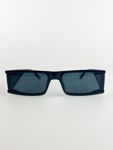 Rectangle Sunglasses In Black