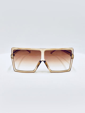 Square Oversized Sunglasses