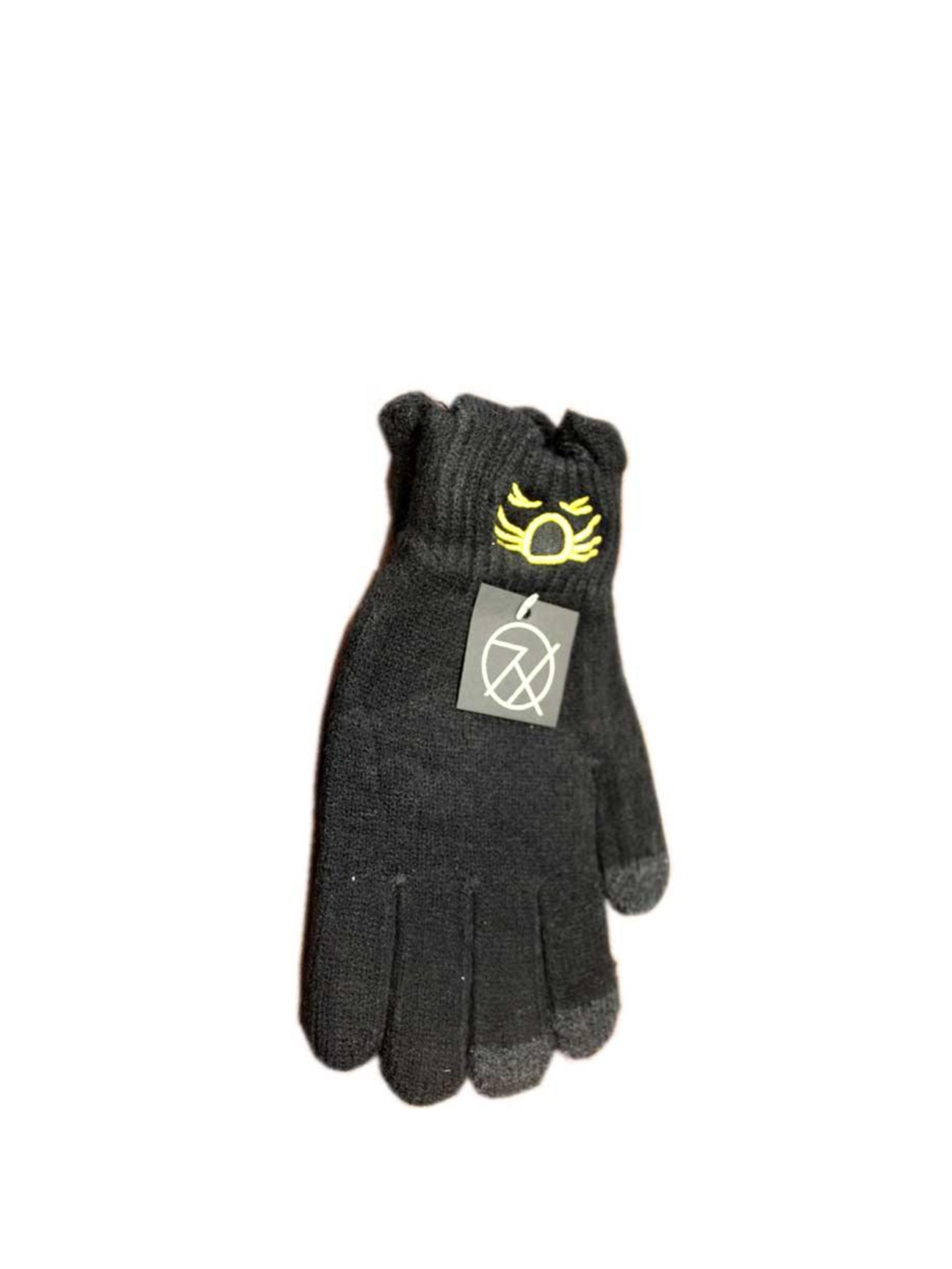 Ladies Cat Face Fashion Gloves