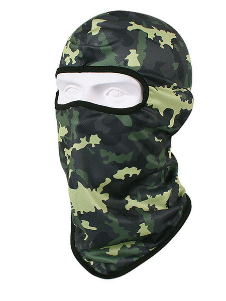 Full Head and Face Camouflage Balaclava
