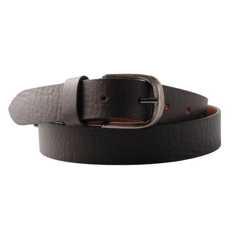 Buffalo Real Leather Brown Belt