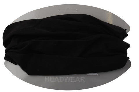 Black Fleece Multifunctional Head wear - Accent Fashion Accessories