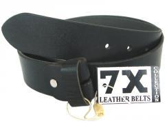 Leather Strap Belt for Buckle1 - Accent Fashion Accessories