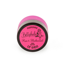 Load image into Gallery viewer, Rum & Blackcurrant Lip Balm - from Betty Hula