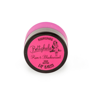 Rum & Blackcurrant Lip Balm - from Betty Hula