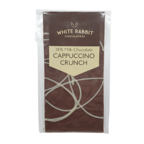 Cappuccino Crunch Chocolate Bar