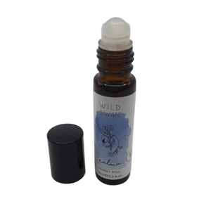 Calma' Pulse Point Remedy Roll - from Wild Swan