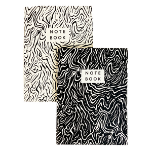 Notebook Set (Waves) - from Studio Wald