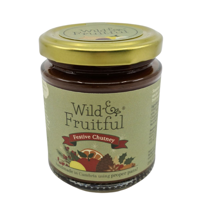 Festive Chutney - from Wild & Fruitful