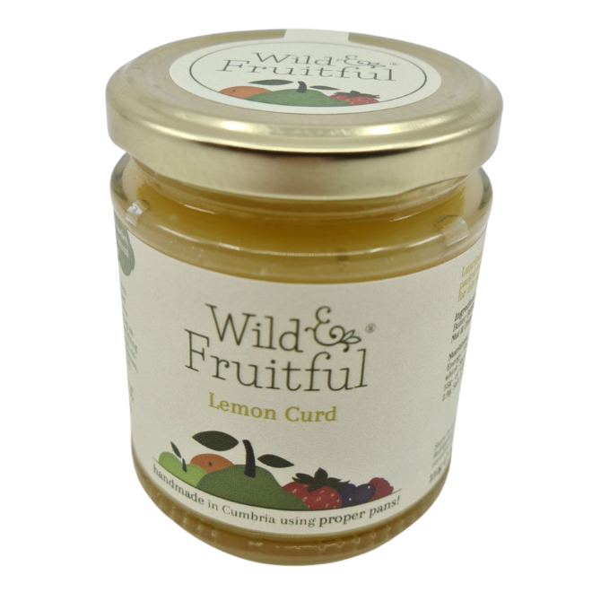 Lemon Curd - from Wild & Fruitful