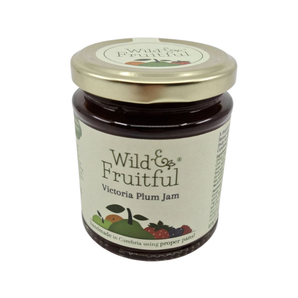 Victoria Plum Jam - from Wild & Fruitful