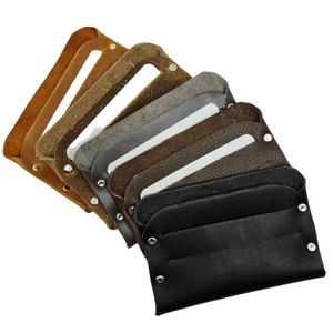 Leather Wallet - from Rise & Woll