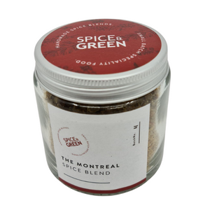 Jar of Handmade Spice Blend - from Spice & Green