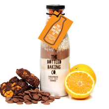 Load image into Gallery viewer, Choctastic Chocolate Orange Cookies Kit - from Bottled Baking Co.