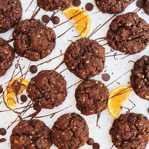 Choctastic Chocolate Orange Cookies Kit - from Bottled Baking Co.