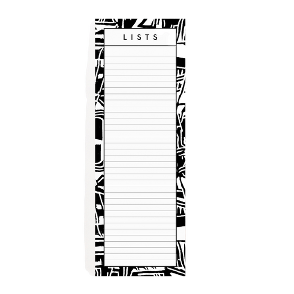List Pad - from Studio Wald
