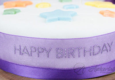 TIPS TO DECORATE A BIRTHDAY CAKE