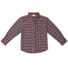 Study Hall Flannel Shirt for Boys