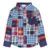 Madras Plaid Shirt for Boys