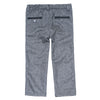 Grey Herringbone Trouser for Boys