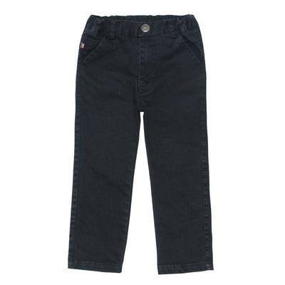 Black Dublin Stretch 5 Pocket Pant for Boys