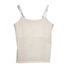 White Basic Cami