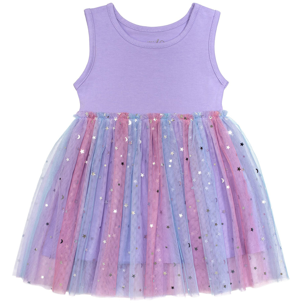 Dream Purple Tutu Dress