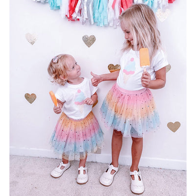 Unicorn Rainbow Tutu