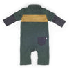 Boys Forrest Colorblock Knit Romper