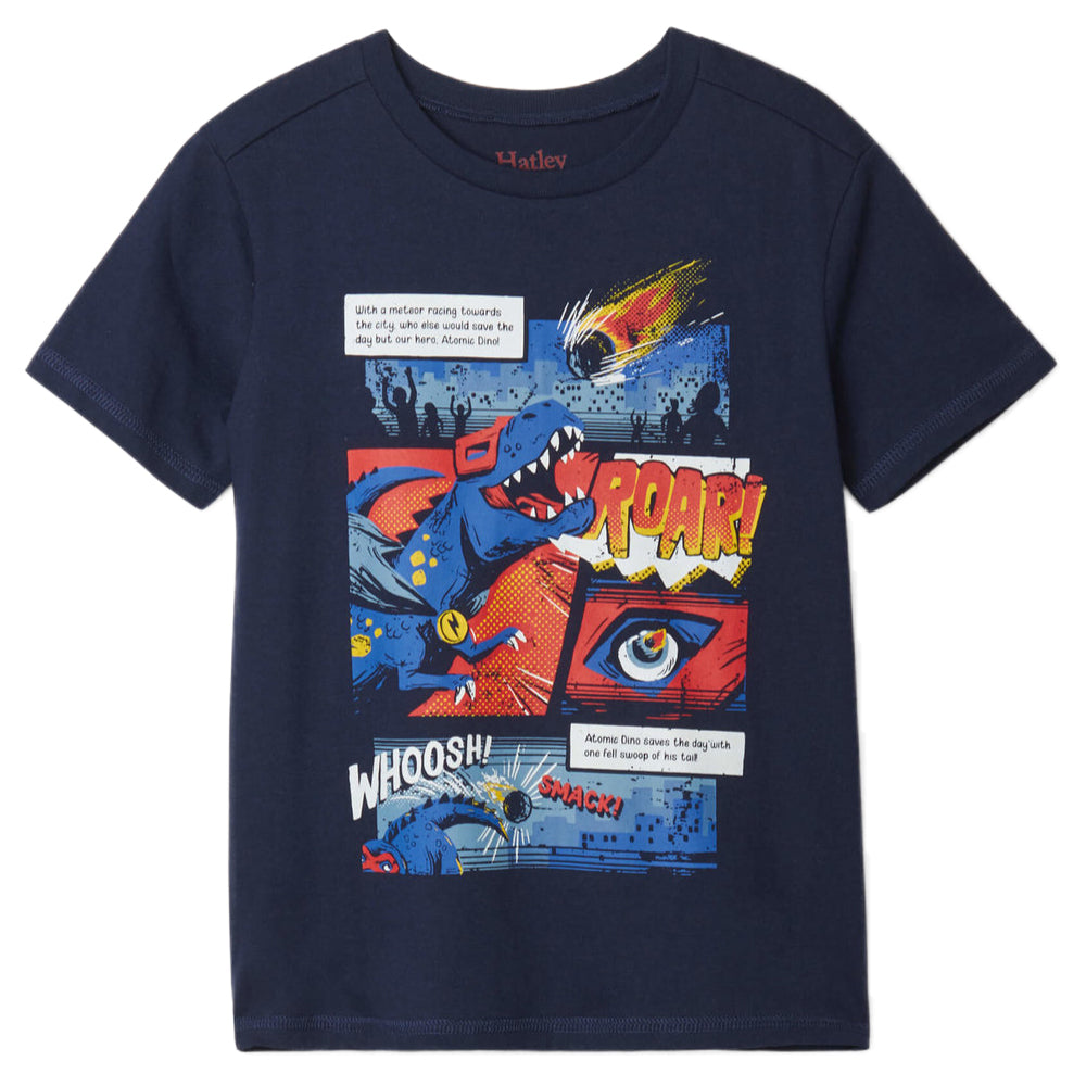 Superhero Dinos Graphic Tee