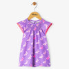 Cottontail Baby Flutter Sleeve Dress