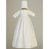 Baby Girls Bridget Shamrock Christening Gown