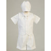Baby Boys Peter Vest and Shorts Christening Outfit