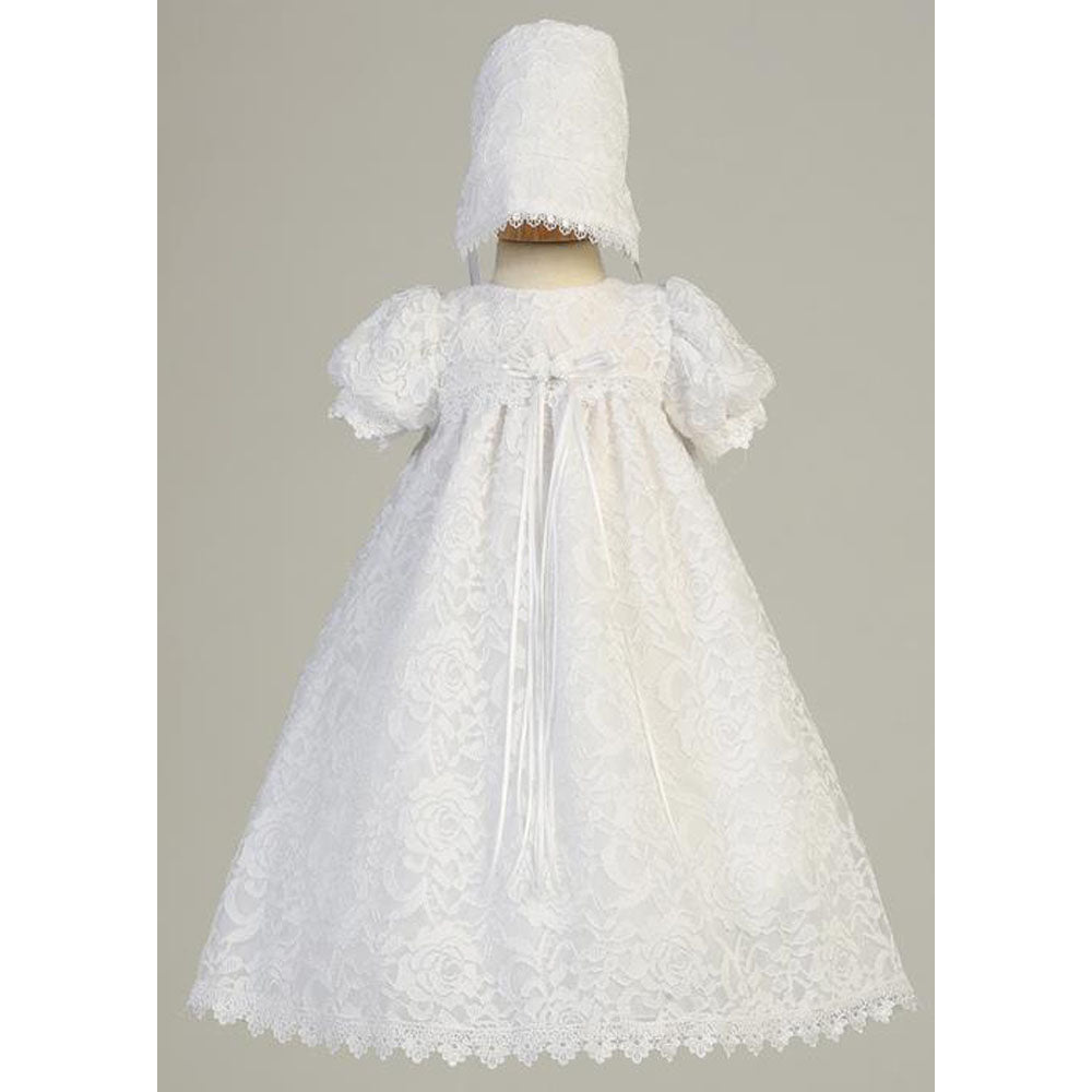 Baby Girls Victoria Christening Gown