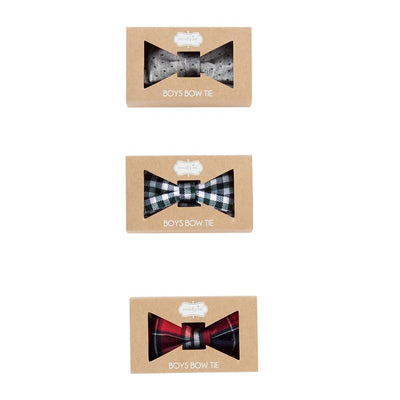 Boxed Bow Ties