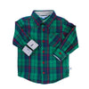 Micah Plaid Button Down Shirt