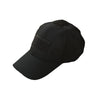 Kids Stealth Black Tactical Cap